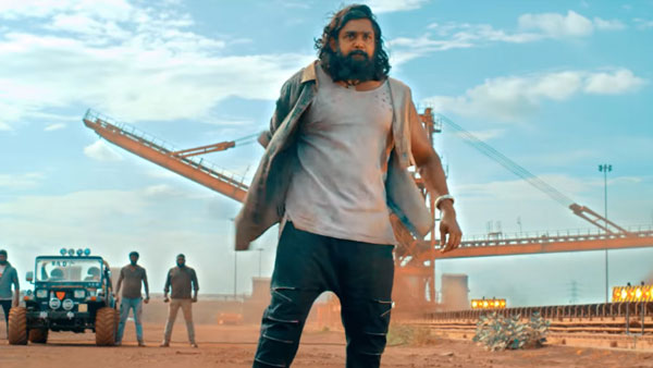 Dhruva Sarja Shoots For His Intro Song From Pogaru On A Lavish Set In Hyderabad