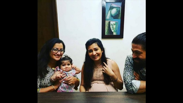 Sumalatha & Ayra On A Play Date