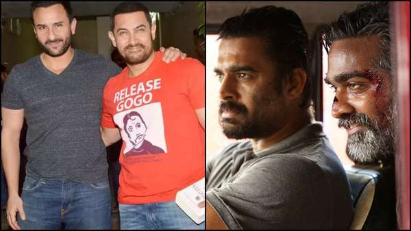 Aamir & Saif In Hindi Remake Of 'Vikram Vedha'