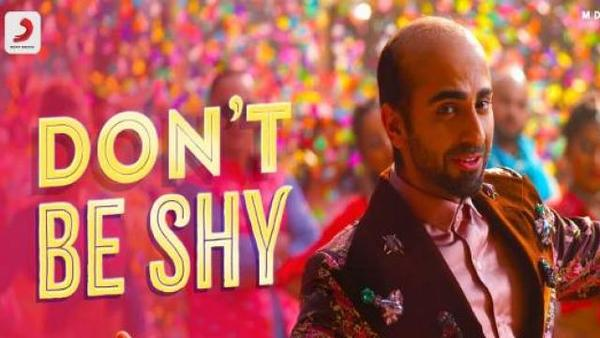 Bala Song 'Don't Be Shy': Ayushmann Woos Yami Gautam In Vain