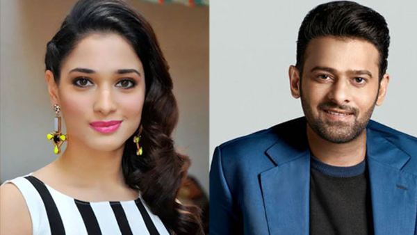 Tamannaah Reveals An Interesting Facet About Prabhas!