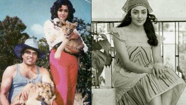 B'day Spl: Rare Pics Of Bollywood's Dream Girl Hema Malini