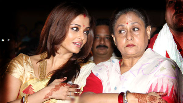 When Jaya Bachchan Was Shocked To See Aishwarya Rai Bachchan Losing Out An Award To Priyanka Chopra!