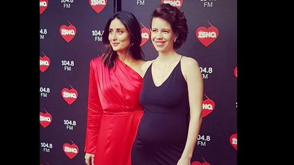 Kareena Kapoor Khan Had A Surprising Reaction After Seeing Kalki Koechlin's 'Tiny' Baby Bump!