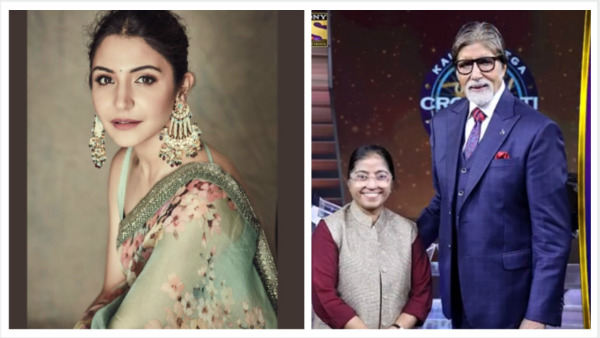 Anushka Sharma Lauds Amitabh Bachchan's KBC For Highlighting Rape Survivor Sunitha Krishnan's Story
