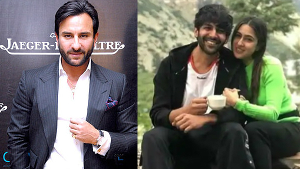Does Saif Ali Khan Approve Sara Ali Khan's Rumoured Relationship With Kartik Aaryan? Actor Opens Up
