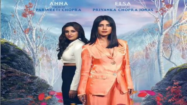 Priyanka And Parineeti To Dub For Hindi Version Of Frozen 2