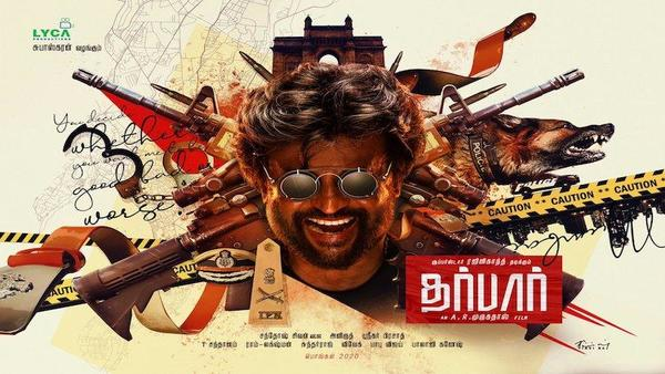 Rajinikanth's Name In Darbar Revealed