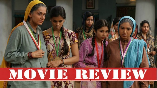 Saand Ki Aankh Movie Review: Bhumi Pednekar & Taapsee Pannu Aim For Winning Hearts & They Succeed!
