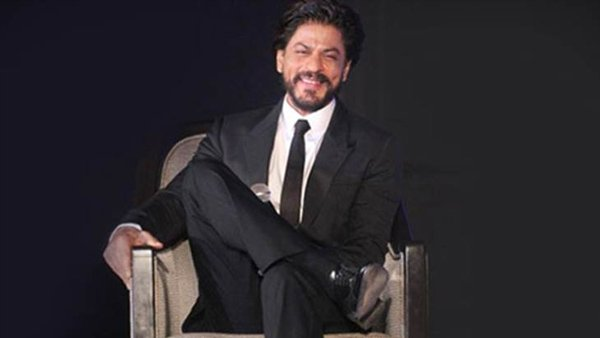 Actor Dulquer Salmaan 'starstruck' after meeting Bollywood's king, Shah Rukh Khan