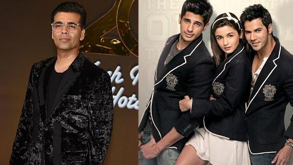 7 Years Of Student Of The Year: Karan Johar Pens Heartfelt Note; Thanks Varun, Alia & Sidharth!