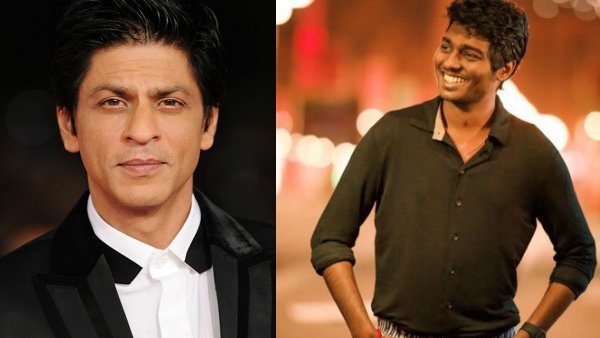 Shah Rukh Khan To Team Up With Atlee For A Film?