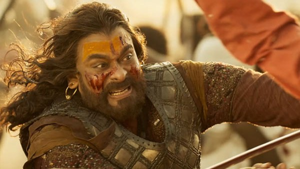 Sye Raa Continues Its Run In A Good Number Of Theatres