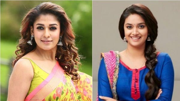 Not Nayanthara But Keerthy Suresh To Act In Thala 60?