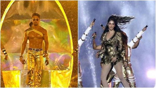 Tiger, Disha Shine At Hero ISL Opening Ceremony 2019-2010