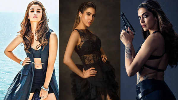 Alia Is On Board For 'War' Remake Idea With Deepika & Sara!