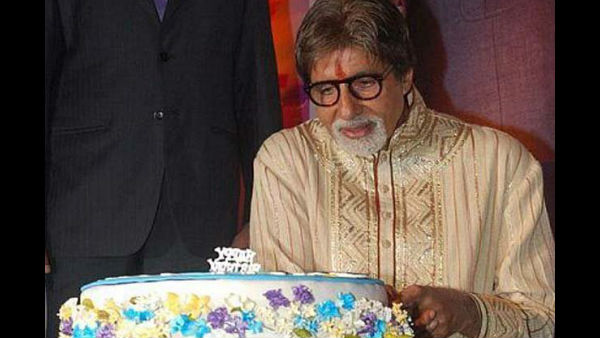Big B On His Birthday: No Longer Interested In Cake-Cutting