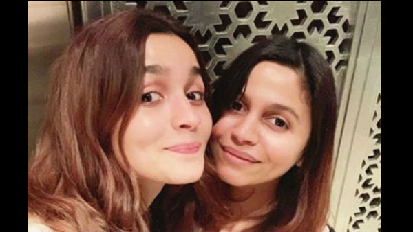 Alia Praises Her Sister Shaheen On World Mental Health Day