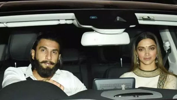 Deepika Padukone & Ranveer Singh Drive Separately To Set, Behave Unlike Husband-Wife When Working