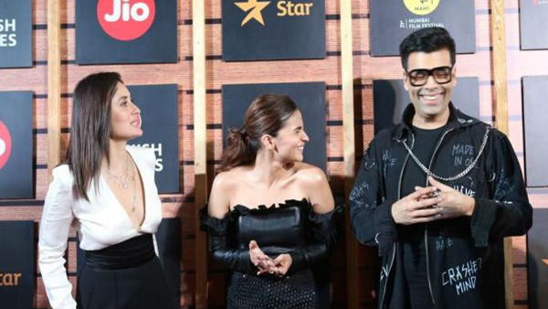 Hilarious! Alia Uses The 'F' Word On Stage At MAMI