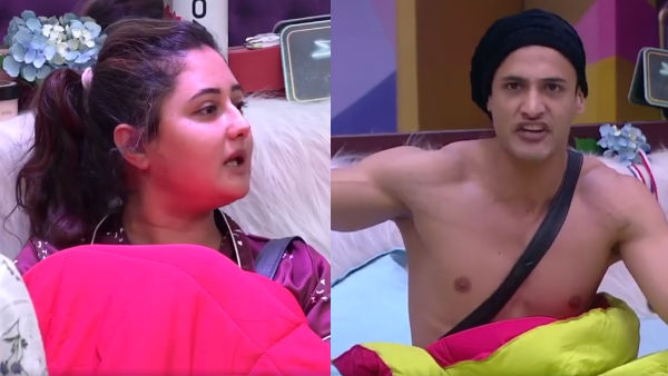 Bigg Boss 13 Day 16 Live Updates: Fight Between Asim Riaz And Rashami Desai Gets Aggressive