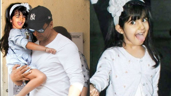 Akshay Kumar Was Worried About His Daughter Nitara Getting Bored During A 17-Hour Train Journey!