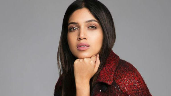 Bhumi Pednekar Worked 18-Hour Shifts For 15 Days Straight!