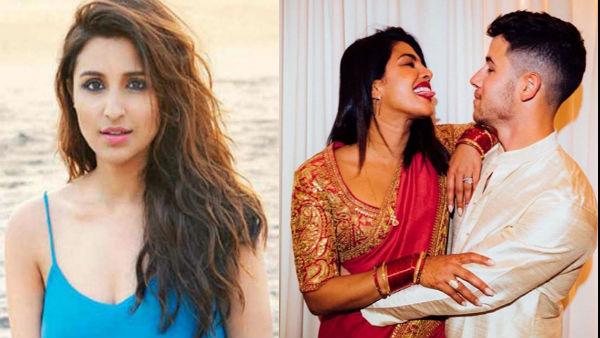 Parineeti Writes 'My Turn' On Nickyanka's Karva Chauth Pic!