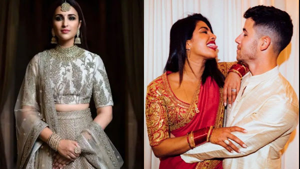Parineeti Writes 'My Turn' On Nickyanka's Karwa Chauth Pic!