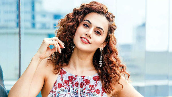 Taapsee Urges People To Give Chance To Female Lead Movies