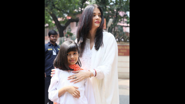 Aishwarya Rai Bachchan Reacts To Protecting Aaradhya Bachchan From The Paparazzi Culture!