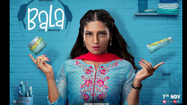 Bala In Trouble Yet Again: Bhumi Pednekar Receives Flak Over Her 'Brown-faced' Poster
