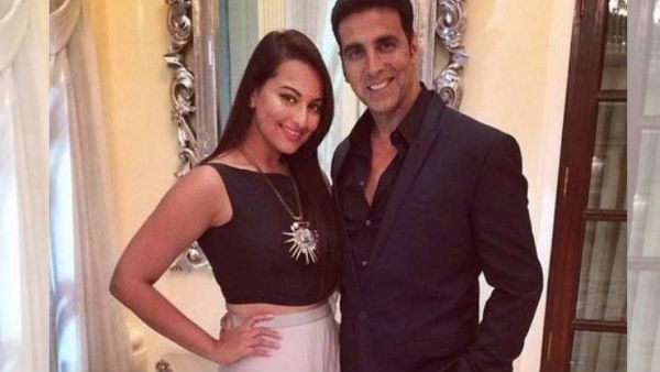 Sonakshi Says Akshay Was Protecting Her