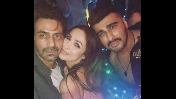 Inside Pics From Malaika Arora's Birthday Party: Arjun Kapoor, Kareena Kapoor & Others In Attendance