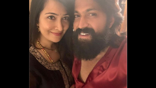 Radhika Pandit & Yash To Have A Baby Boy & Moniker's Decided Too, Say Fans!
