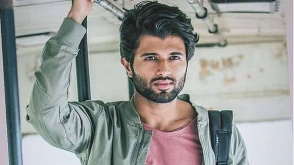 Vijay Deverakonda To Make His Bollywood Debut With Sandeep Vanga's Movie?