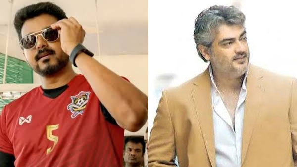 Vijay Fans Insult Ajith Kumar As Bigil Trailer Sets Social Media On Fire