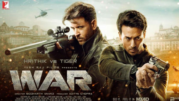 WAR: Hrithik-Tiger starrer surpasses these 6 superhits at the box-office