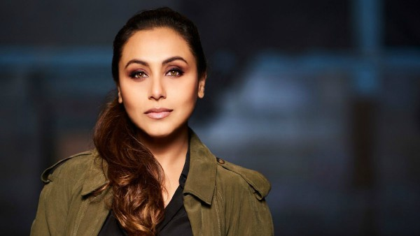 Rani Mukerji Opens Up About Overcoming Hydrophobia For An Important Sequence In Mardaani 2