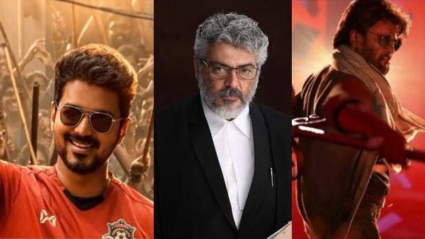 Tamil Movies Of 2019 In 100 Crore Club: Viswasam, Petta, Bigil And More!