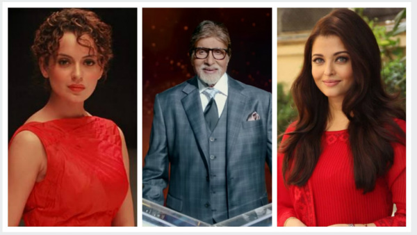 Not Aishwarya Rai, But Amitabh Bachchan Declares Kangana Ranaut As Beautiful & No 1 Actress