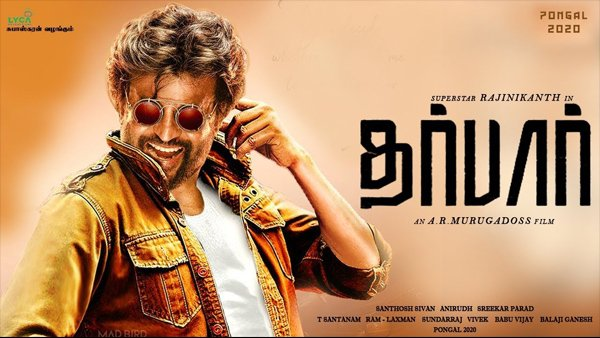 Rajinikanth starrer `Darbar` Hindi motion poster shows him in cop avatar class=