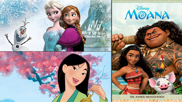 6 Disney Movies That Gave Us Women And Girls We Admire