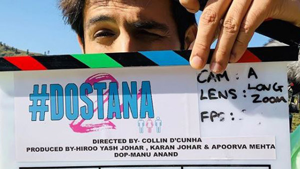 Kartik Aaryan And Janhvi Kapoor's Dostana 2 Shoot In Delhi Cancelled Due To Pollution