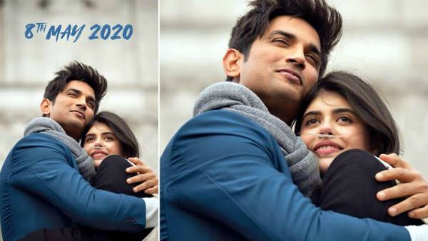 Sushant Singh Rajput and Sanjana Sanghi Starrer Dil Bechara Gets A New Release Date