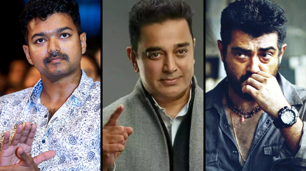 Kamal 60:  Fans Troll Vijay And Ajith Kumar For Skipping Ungal Naan