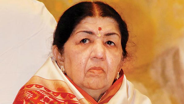 Lata Mangeshkar Admitted To Hospital Owing To Breathing Difficulties!