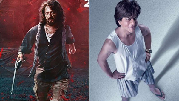SRK Showed Riteish Footage From 'Zero'