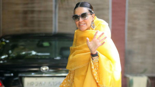 Neha Dhupia Reacts To Being Body-shamed Post Pregnancy!