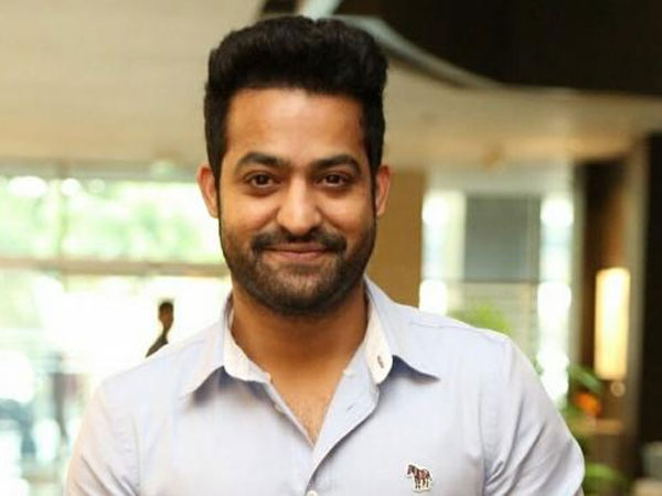 Not Balakrishna But Jr NTR To Play Sr NTR In This Magnum Opus?